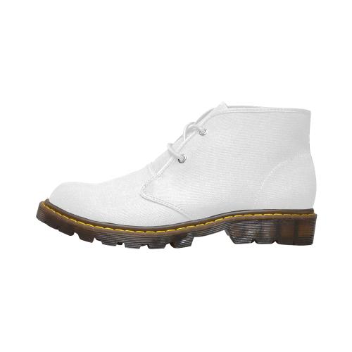 Men's Canvas Chukka Boots (Model 2402-1)