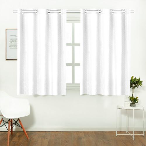 Kitchen Curtain 26'' X 39''(2 Pieces, 1 Design)