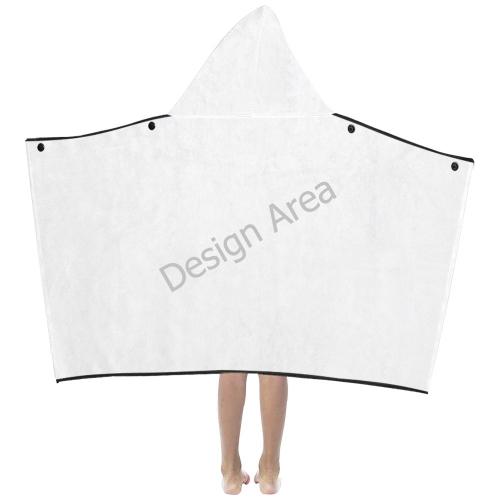 Kids' Hooded Bath Towels