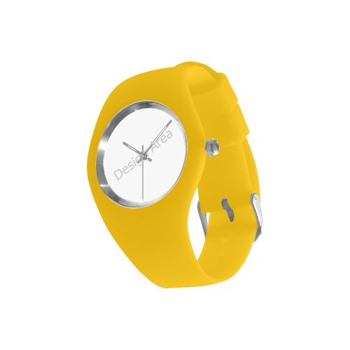 Simple Style Candy Silicone Watch (Model 315)
