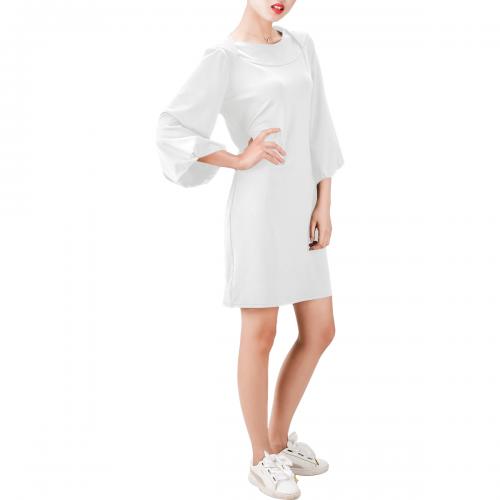 Bell Sleeve Dress (Model D52)
