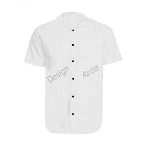 Men's Short Sleeve Shirt with Lapel Collar (Model T54)