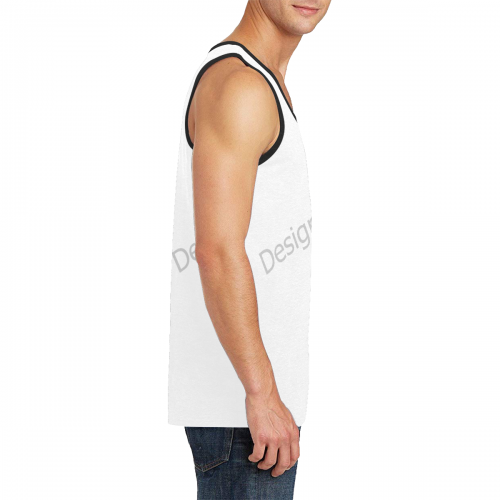 Men's All Over Print Tank Top (Model T57)