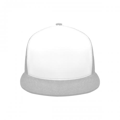 Trucker Hat H (Front Panel Customization)