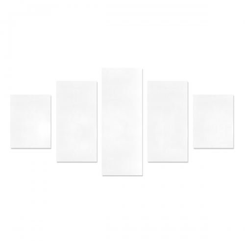 Canvas Wall Art Z (5 pieces)