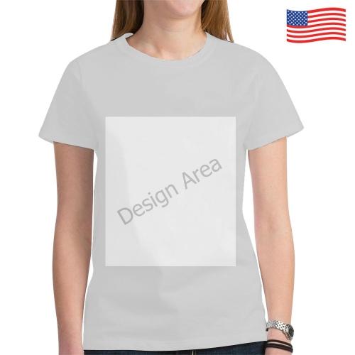 Women's Heavy Cotton Short Sleeve T-Shirt