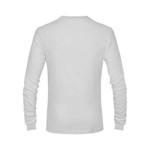 Men's Heavy Cotton Long Sleeve T-Shirt