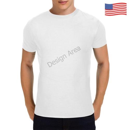 Men's Softstyle T-Shirt - 64000(white)