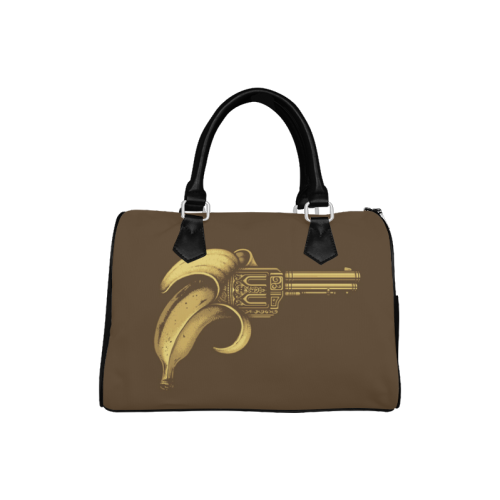 Banana Gun Boston Handbag (Model 1621)