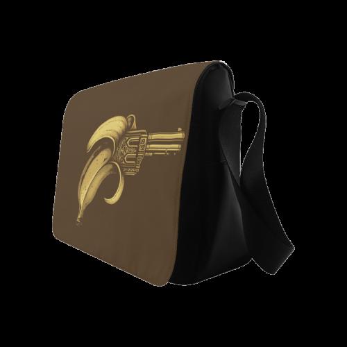 Banana Gun Messenger Bag (Model 1628)