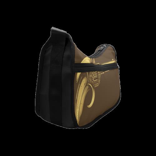 Banana Gun Crossbody Bags (Model 1616)