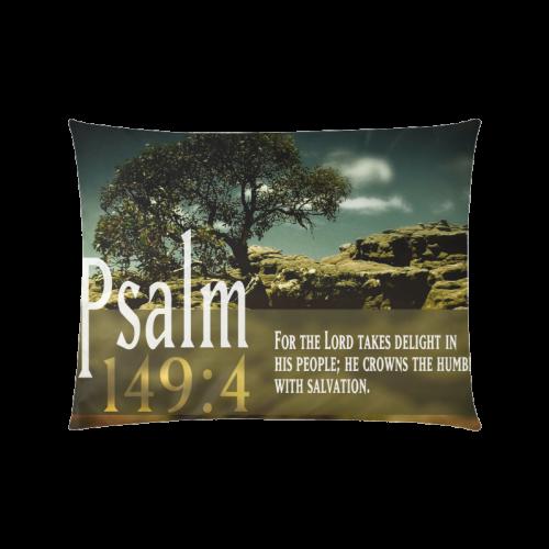 Bible Quotes Custom Zippered Pillow Case 20\