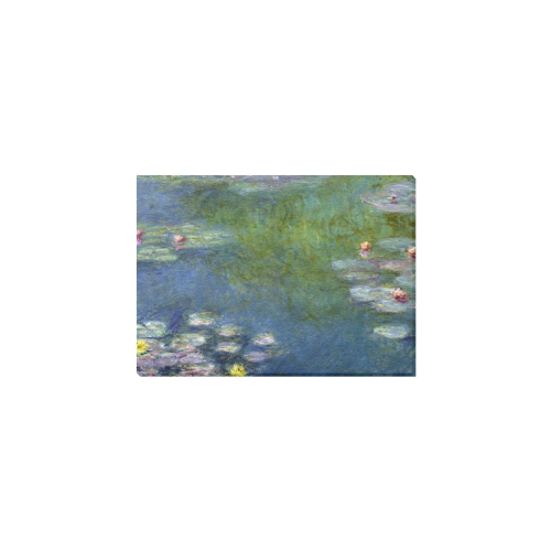 "Claude Monet Canvas Print 7""x5"""