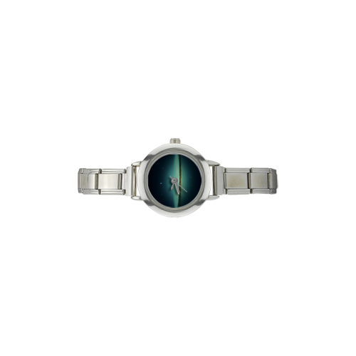 Awesome Galaxy Women's Italian Charm Watch(Model 107)