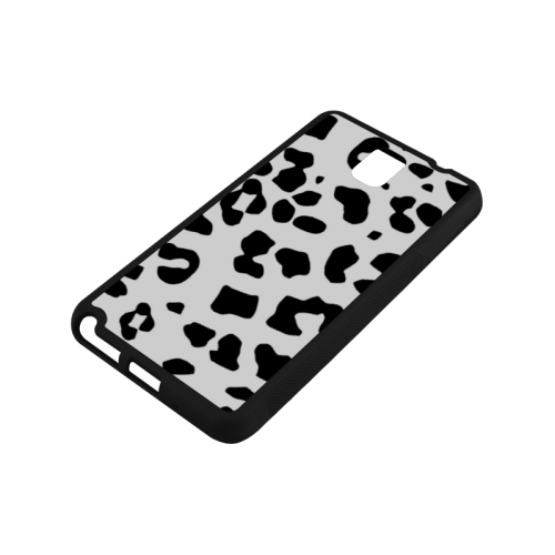 Milk Spots Rubber Case for Samsung Galaxy Note 3