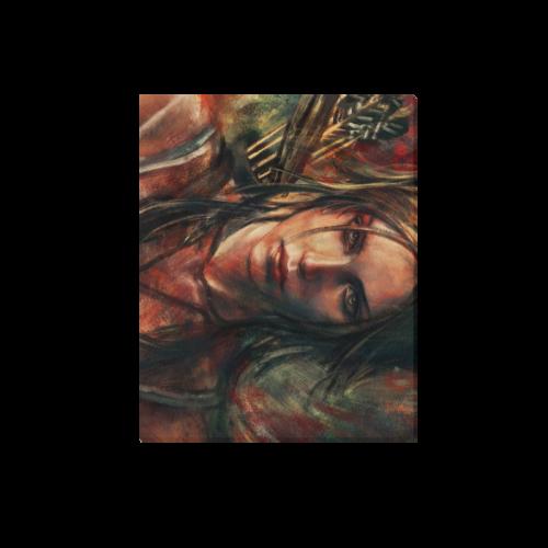 "4 Canvas Print 20""x16"""