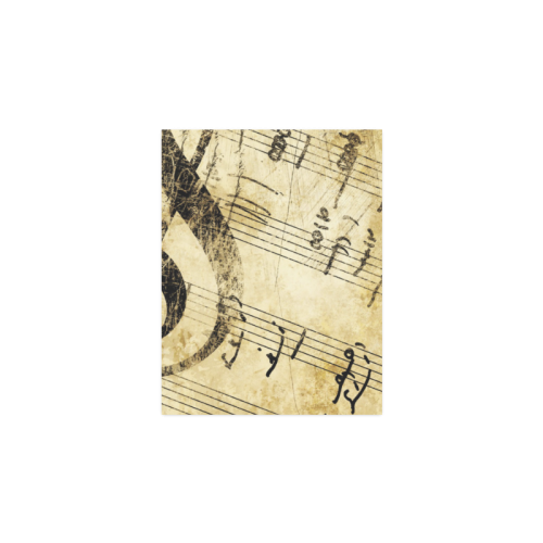 """Music Poster 11""""x8.5"""""""