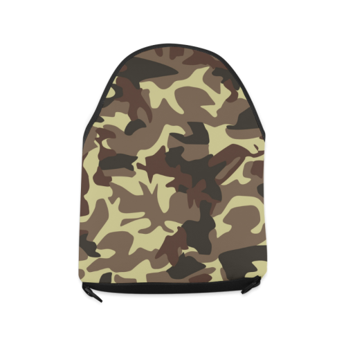 Army Camouflage Crossbody Bag/Large (Model 1631)
