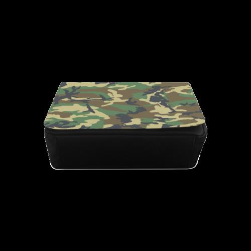 Dark Camouflage Messenger Bag (Model 1628)