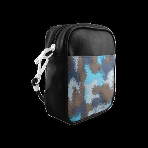 camouflage Sling Bag (Model 1627)