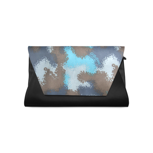 Camouflage Clutch Bag Model 1630