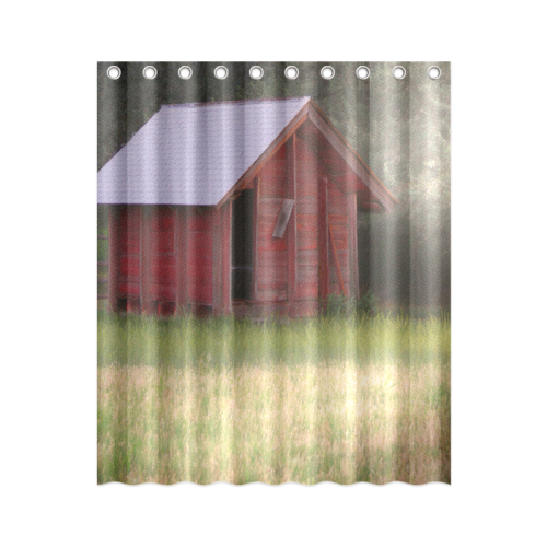 """Country Glimmer Shower Curtain 60""""x72"""""""