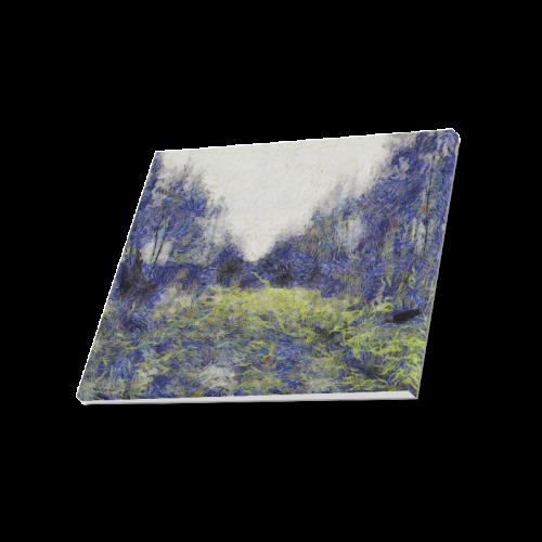 "Skoaterwald Forestpath Canvas Print 20""x16"""