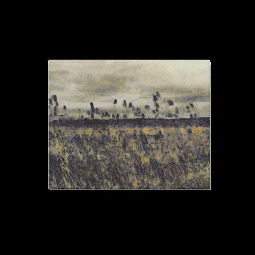 "Skoaterwald Reed 19_Sty Canvas Print 20""x16"""