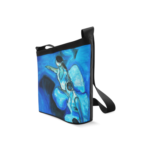 Ballet1 Bag Crossbody Bags (Model 1613)