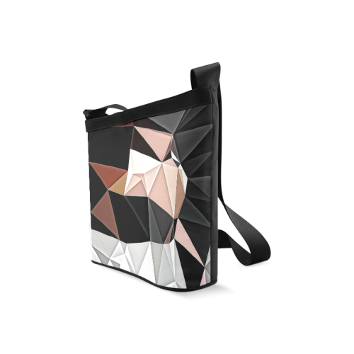 Black Cap Bag Crossbody Bags (Model 1613)