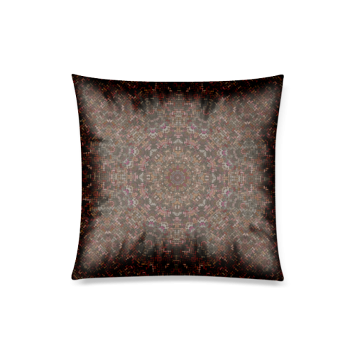 "Ornament 02 Custom Zippered Pillow Case 20""x20""(Twin Sides)"