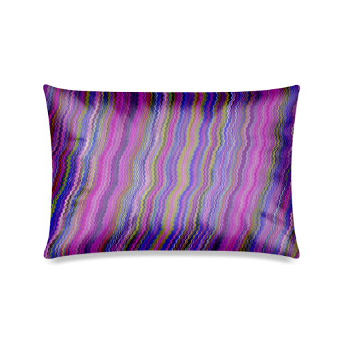 "Decor 09 Custom Zippered Pillow Cases 16""x24""(Twin Sides)"