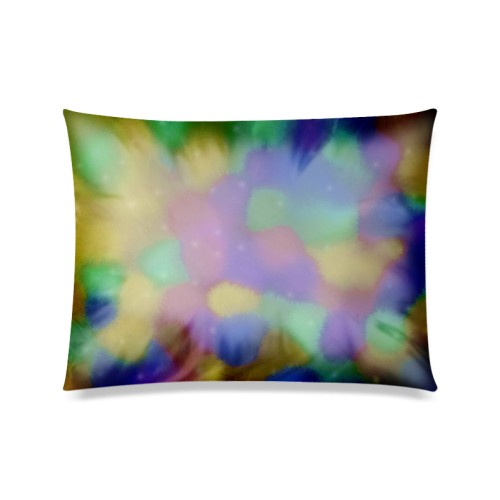 "Decor 19 Custom Zippered Pillow Case 20""x26""(Twin Sides)"