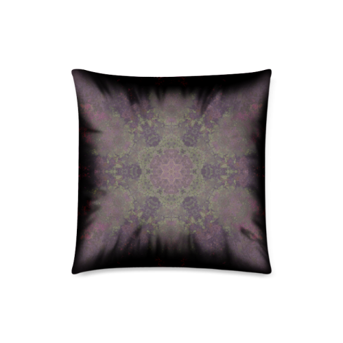 "Ornament 16 Custom Zippered Pillow Case 18""x18""(Twin Sides)"