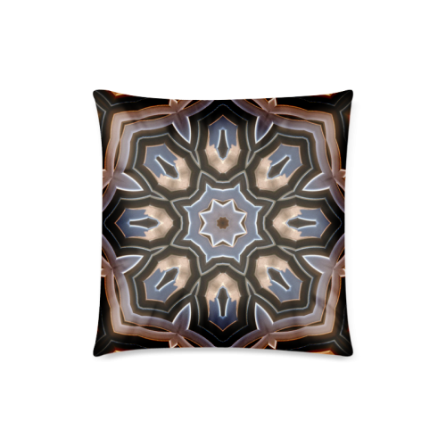 "Ornament 26 Custom Zippered Pillow Case 18""x18""(Twin Sides)"