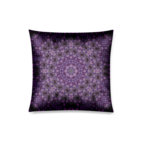 "Ornament 08 Custom Zippered Pillow Case 20""x20""(Twin Sides)"
