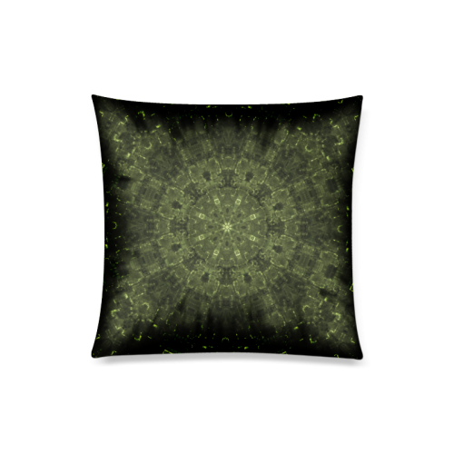 "Ornament 01 Custom Zippered Pillow Case 20""x20""(Twin Sides)"
