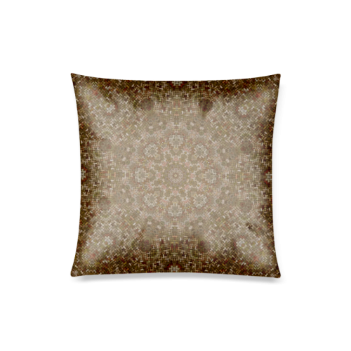 "Ornament 03 Custom Zippered Pillow Case 20""x20""(Twin Sides)"