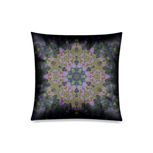"Ornament 07 Custom Zippered Pillow Case 20""x20""(Twin Sides)"