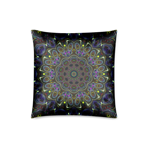 "Ornament 19 Custom Zippered Pillow Case 18""x18""(Twin Sides)"