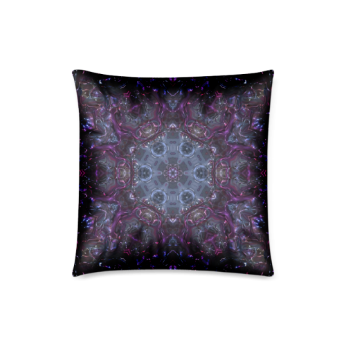 "Ornament 25 Custom Zippered Pillow Case 18""x18""(Twin Sides)"
