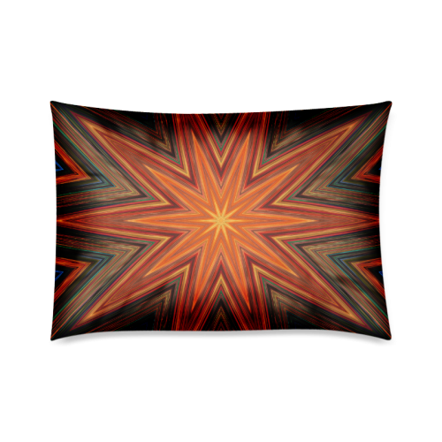 "Ornament 48 Custom Zippered Pillow Cases 20""x30""(Twin Sides)"