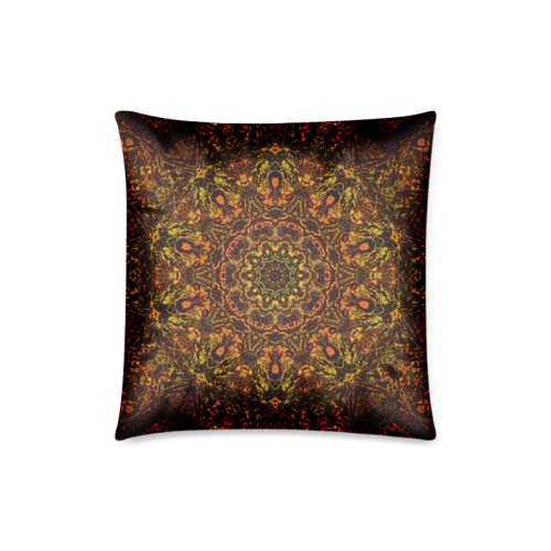 "Ornament 22 Custom Zippered Pillow Case 18""x18""(Twin Sides)"