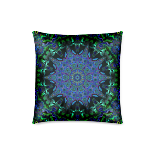 "Ornament 20 Custom Zippered Pillow Case 18""x18""(Twin Sides)"