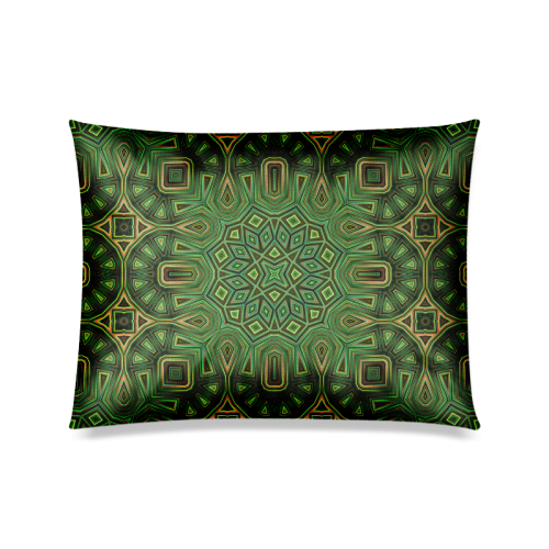 "Decor 35 Custom Zippered Pillow Cases 20""x26""(Twin Sides)"