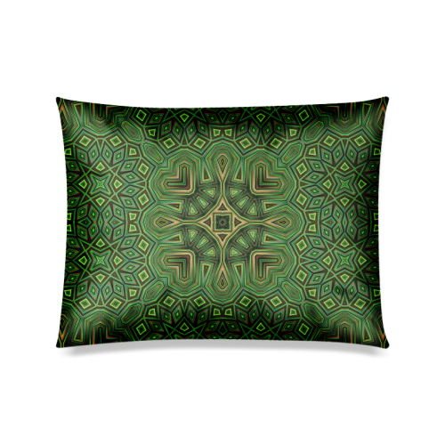 "Decor 36 Custom Zippered Pillow Cases 20""x26""(Twin Sides)"