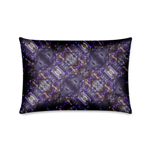"Decor 23 Custom Zippered Pillow Cases 16""x24""(Twin Sides)"