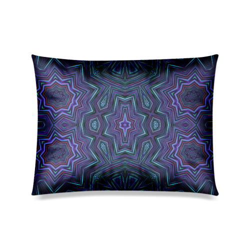 "Decor 34 Custom Zippered Pillow Cases 20""x26""(Twin Sides)"