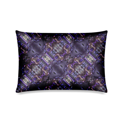 "Decor 23 Custom Zippered Pillow Case 16""x24""(Twin Sides)"