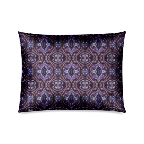 "Decor 20 Custom Zippered Pillow Cases 20""x26""(Twin Sides)"